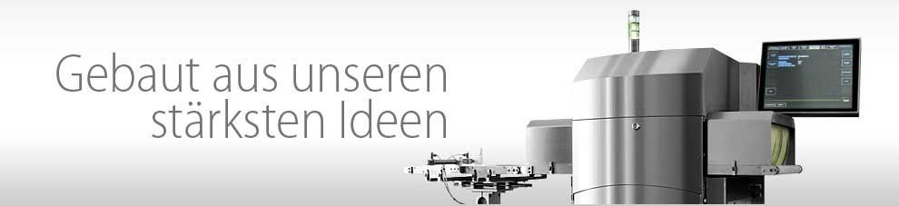 GREX Röntgenscanner aus unseren stärksten Ideen