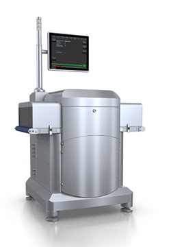 X-Ray system XT - 500 Series Compact, flexible, hygienic design